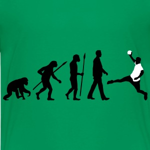 evolution_handball_102012_a_2c T-Shirts - Teenager Premium T-Shirt