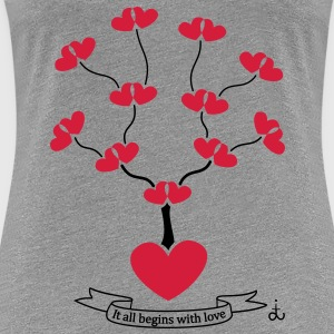 genealogy_dit T-Shirts - Frauen Premium T-Shirt