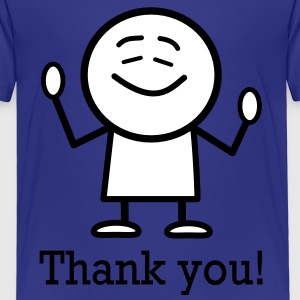 thank you ! Shirts - Kids' Premium T-Shirt