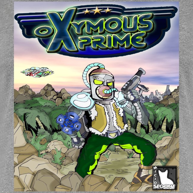 Oxymous Prime Rules Girl