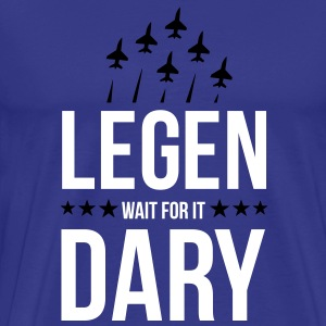 legendary T-Shirts - Men's Premium T-Shirt