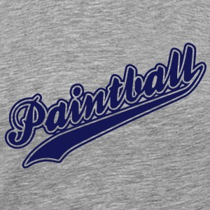 paintball T-Shirts - T-shirt Premium Homme