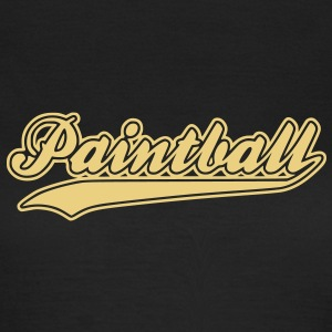 paintball T-shirts - Vrouwen T-shirt