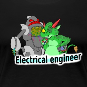 electrical engineer T-Shirts - Women's Premium T-Shirt