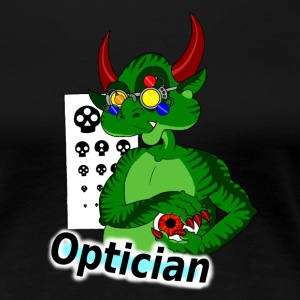 optician T-Shirts - Women's Premium T-Shirt