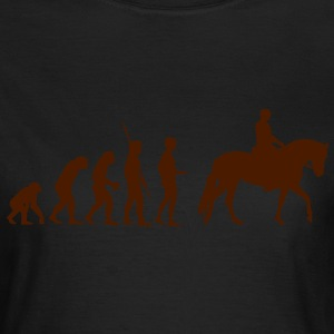 Evolution Horse T-Shirts - Women's T-Shirt