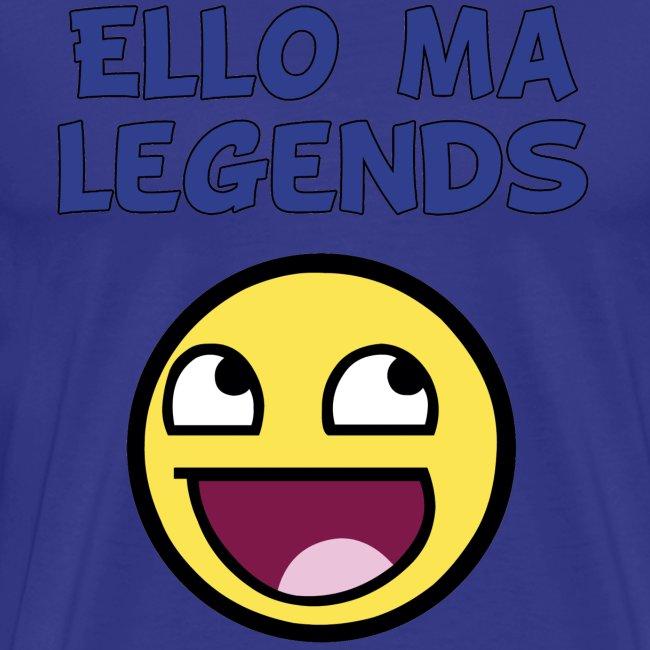 ELO MA LEGENDS :D (Men's)