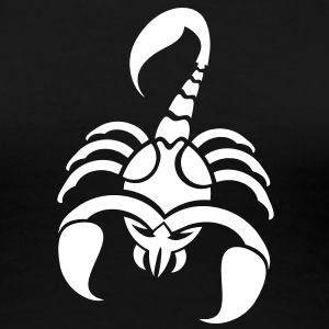 scorpion T-Shirts - Frauen Premium T-Shirt