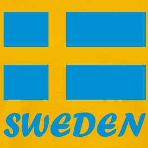 Sweden - Men's Premium T-Shirt