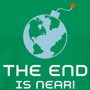 The End is near! - Männer Premium T-Shirt