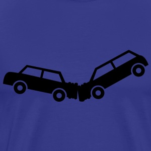 auto_crash T-Shirts - Men's Premium T-Shirt