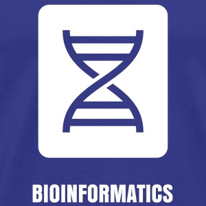 Science Icons: DNA T-Shirts - Men's Premium T-Shirt