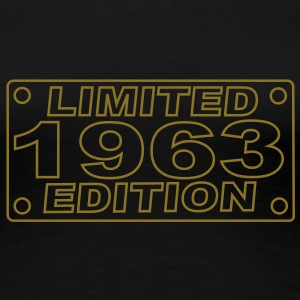 1963 limited edition T-shirts - Dame premium T-shirt