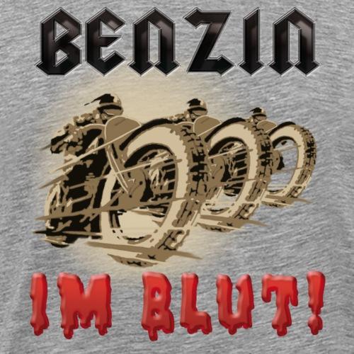 Benzin im Blut! Klassik Biker