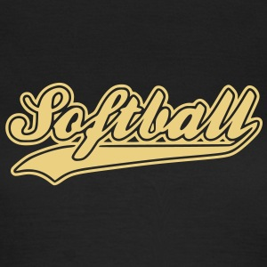 softball T-Shirts - Women's T-Shirt