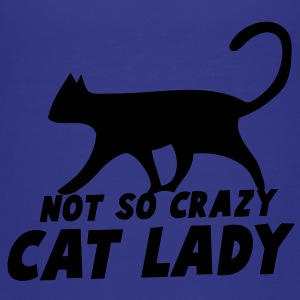 NOT so crazy cat lady Shirts - Kids' Premium T-Shirt