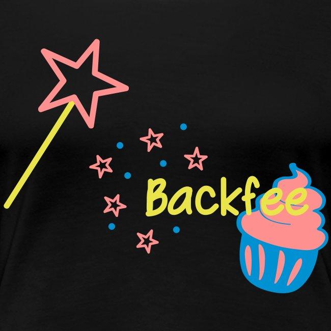 Cupcaki Backfee