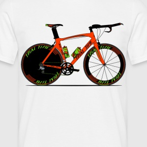 Trial Trial Bike T-Shirts - Men's T-Shirt