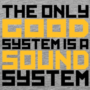good_sound_2c T-Shirts - Men's Premium T-Shirt