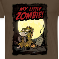 Motiv ~ My little Zombie - Männershirt