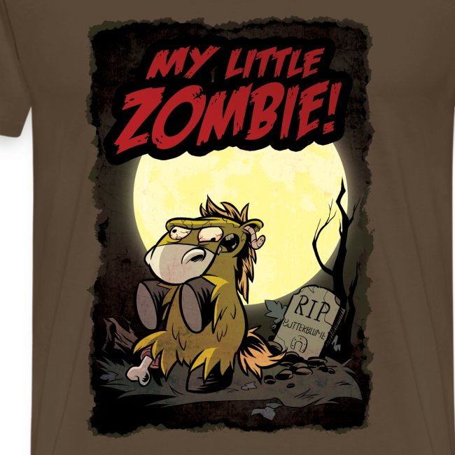My little Zombie - Männershirt