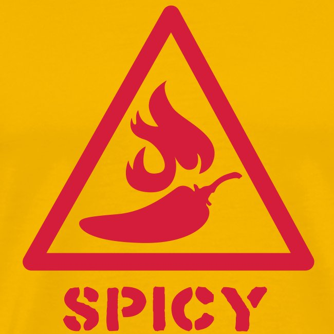 Spicy Pittig shirt