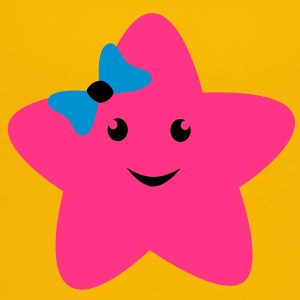 cute_star T-Shirts - Kinder Premium T-Shirt