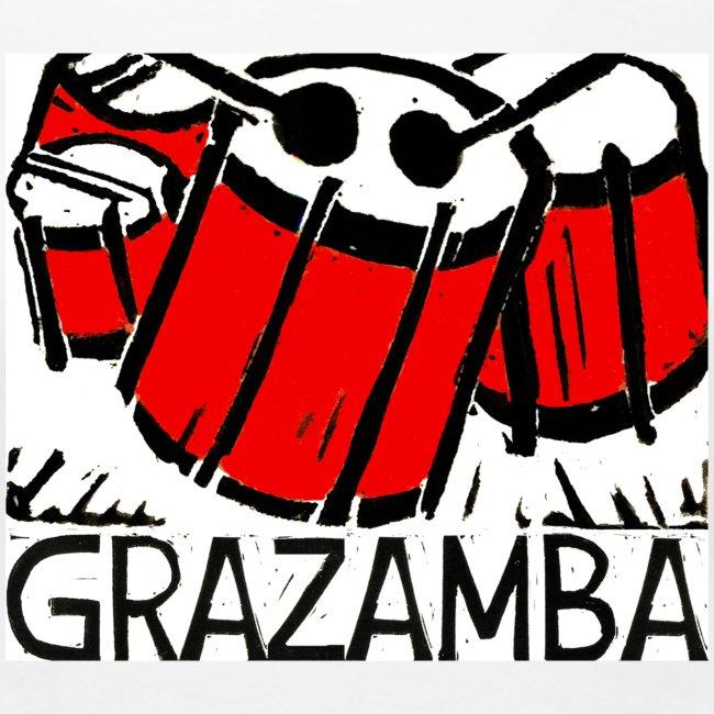 GRAZAMBA-Shirt Frauen