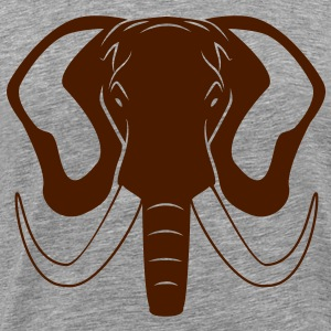 Elefant T-Shirts - Men's Premium T-Shirt
