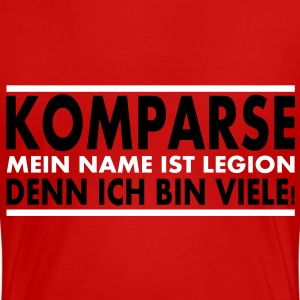 Komparse - Mein Name ist Legion... T-Shirts - Frauen Premium T-Shirt