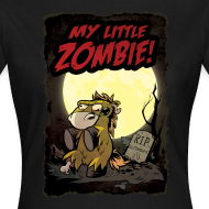 Motiv ~ My little Zombie - Girlieshirt