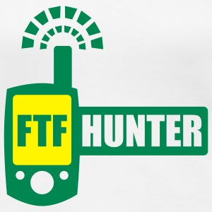 FTFHUNTER  / 2 colors T-shirts - Premium-T-shirt dam