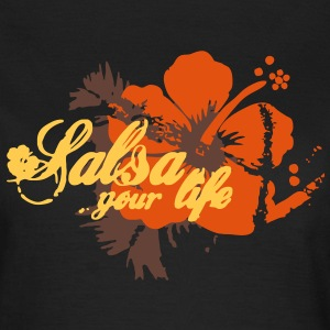 """Salsa your life"" 