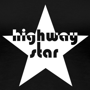 Highway Star T-Shirts - Women's Premium T-Shirt