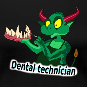 dental technician T-Shirts - Women's Premium T-Shirt