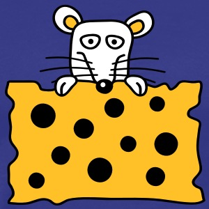 mouse_and_cheese T-Shirts - Männer Premium T-Shirt
