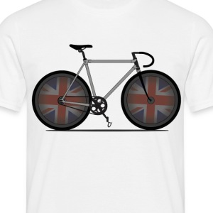 British Cycling is Brilliant T-Shirts - Men's T-Shirt