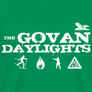 The Govan Daylights