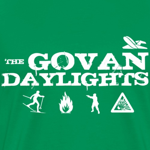 The Govan Daylights