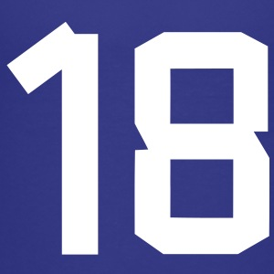 Number 18 Shirts - Teenage Premium T-Shirt