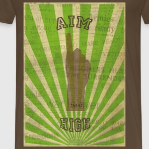 I AIM HIGH T-Shirts - Men's Premium T-Shirt