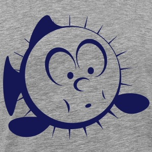 Pufferfish  T-Shirts - Men's Premium T-Shirt