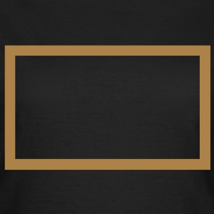 picture frame_2_2 T-Shirts - Women's T-Shirt