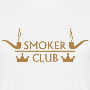 smoker club T-Shirts - Männer T-Shirt