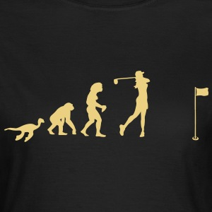 Evolution Women's Golf  T-Shirts - Women's T-Shirt