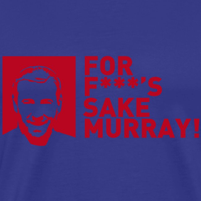 FFS Murray - Sky Blue w/ Name & Number