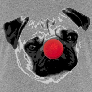 Red Nose Mops / Comic Style | Frauen Shirt klassis - Frauen Premium T-Shirt