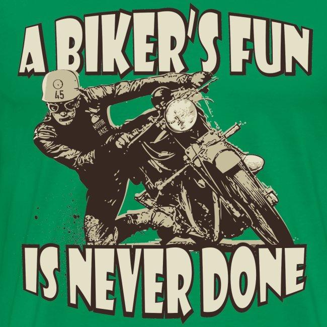 A Biker's Fun