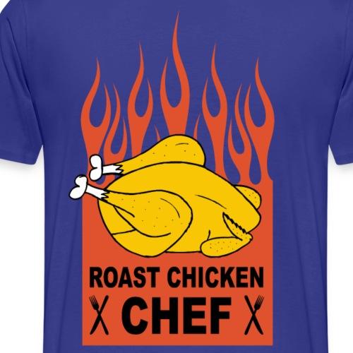 roast chicken chef