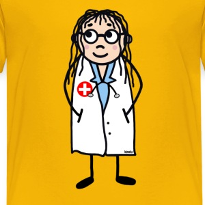Nurse / doctor Shirts - Kids' Premium T-Shirt
